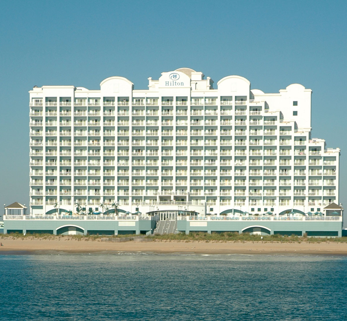 Hilton Suites Ocean City Oceanfront