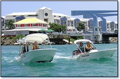 Boathouse Boat Rentals SXM