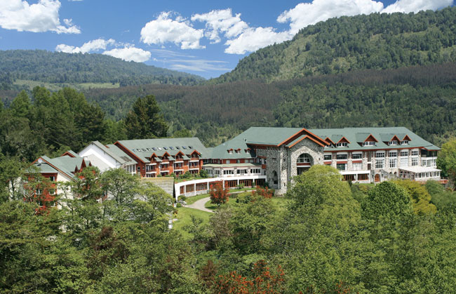 Termas Puyehue Hotel and Spa Termal