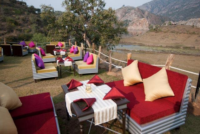 Aravali Silence Lakend Resort & ZO Rooms