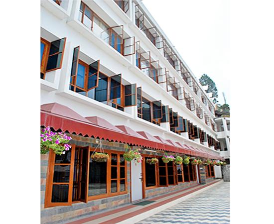 Hotel Vishnu Palace