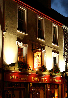 Davitts Kenmare Guesthouse