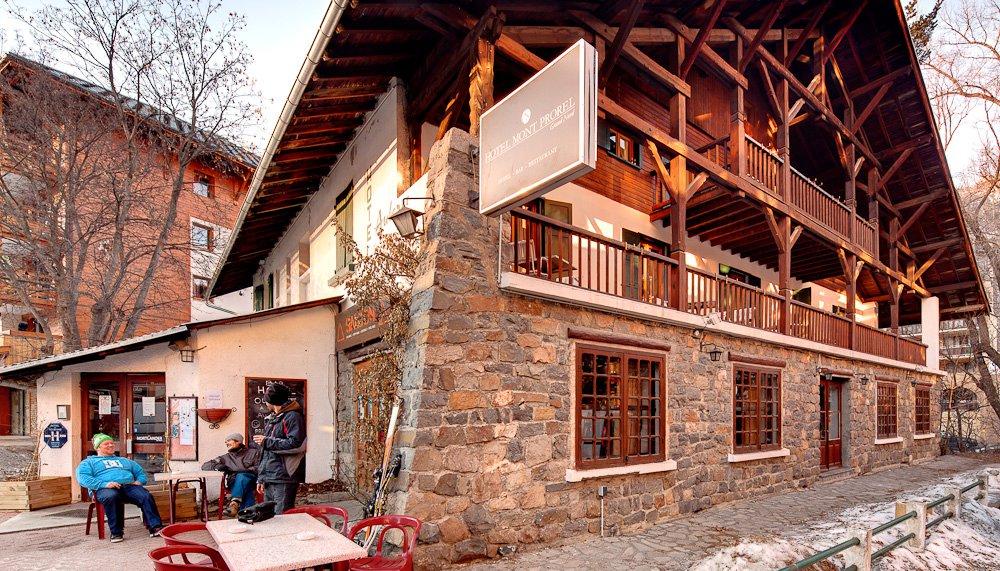 Hotel Auberge Mont Prorel