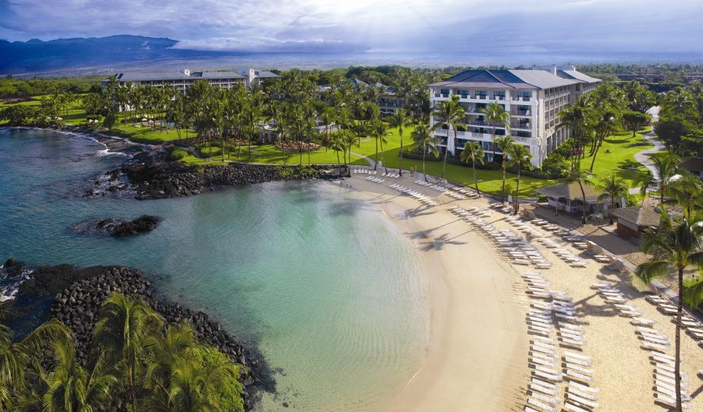 The Fairmont Orchid, Hawaii