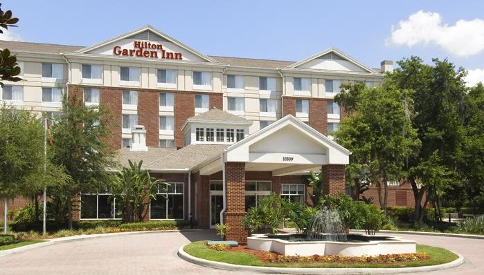 東坦帕/布蘭登希爾頓花園酒店