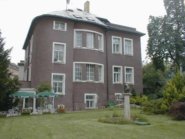 Pension Villa Madona