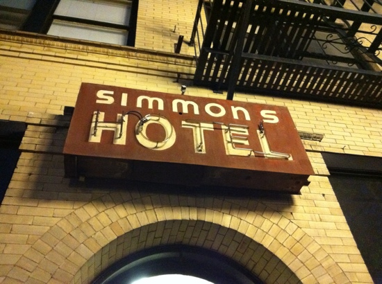 Simmons Hotel