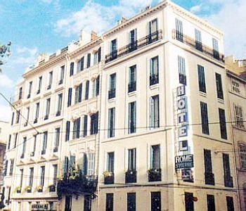 Hotel de Rome et St Pierre