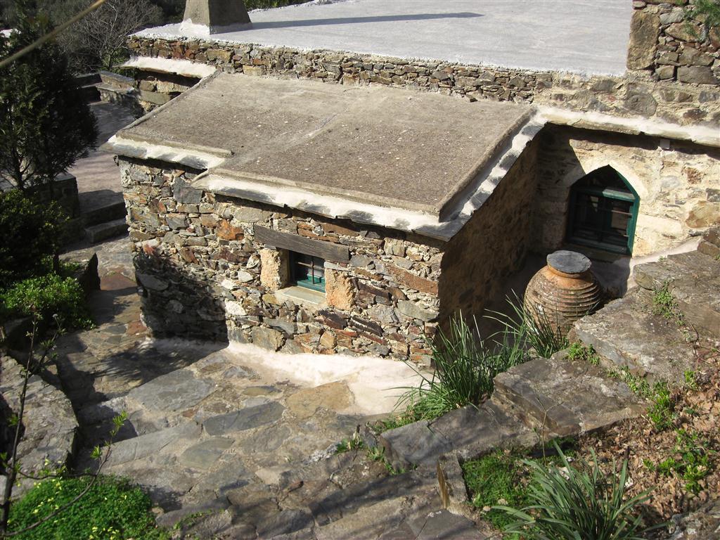 Traditionelles Dorf Milia