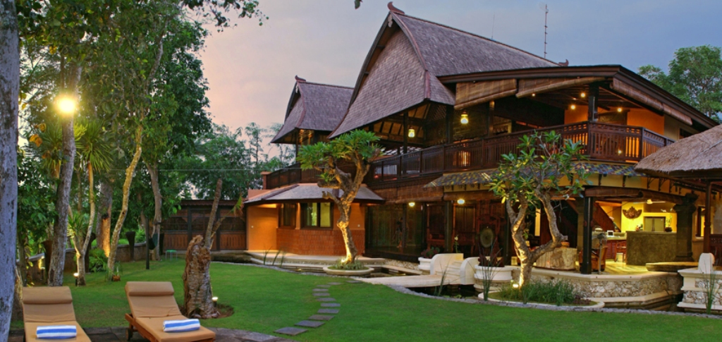 Villa Raja