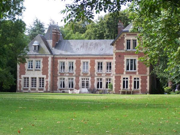 Chateau d'Omiecourt