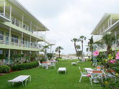Tropic Terrace of Treasure Island