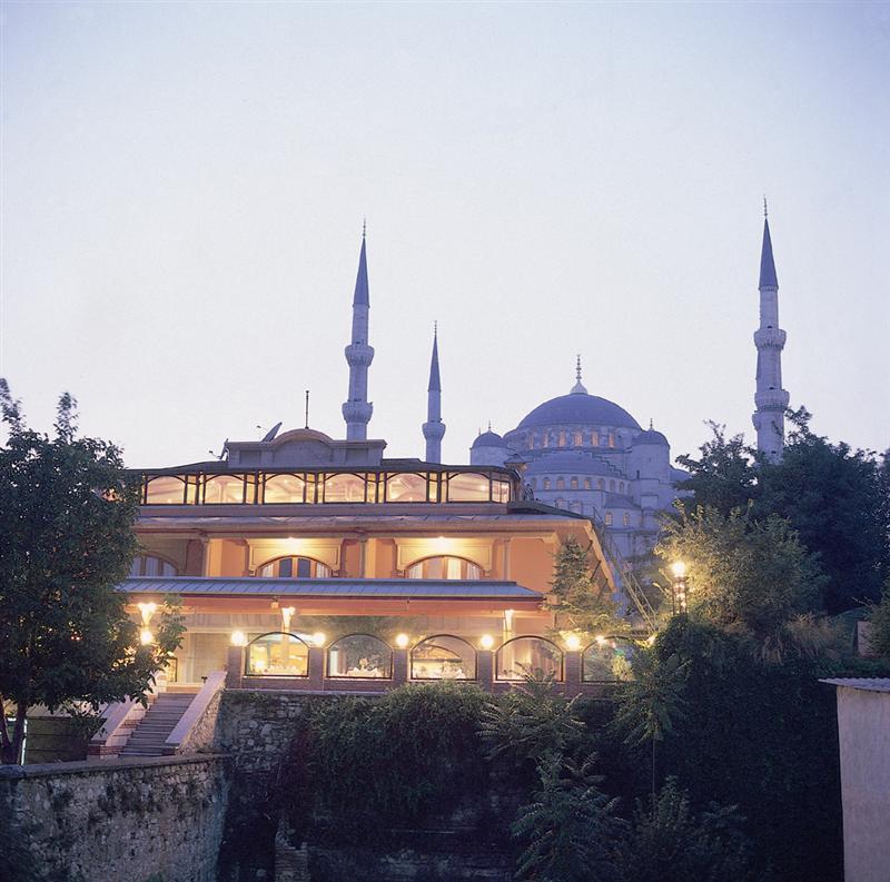 술탄아흐메트 팰리스 호텔