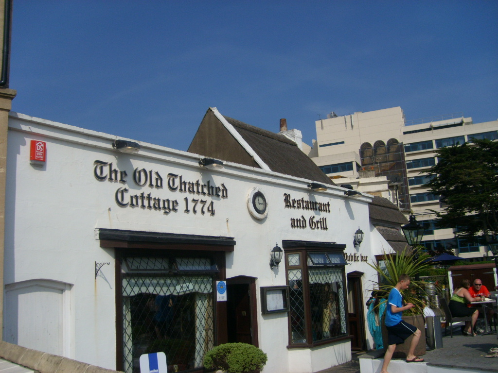 old thatched cottage weston super mare restaurant reviews