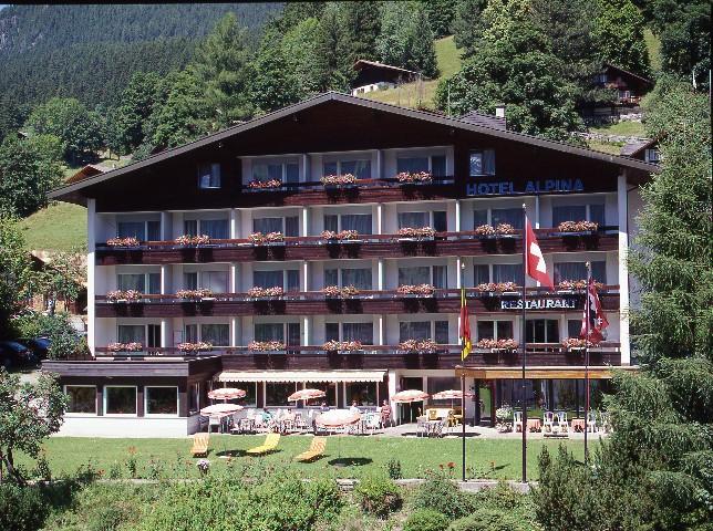 Hotel Restaurant Alpina Grindelwald