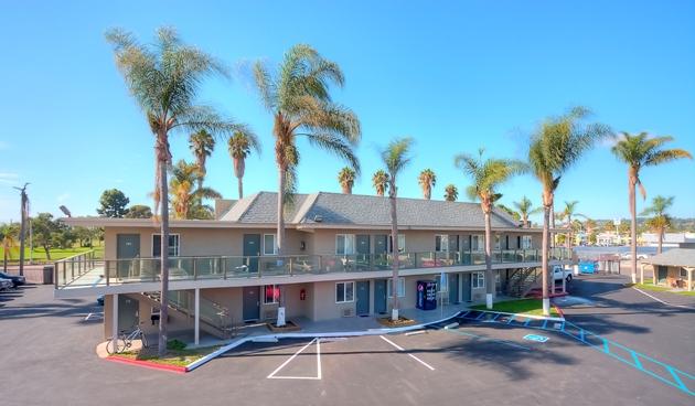Rodeway Inn San Diego Beach SeaWorld Area