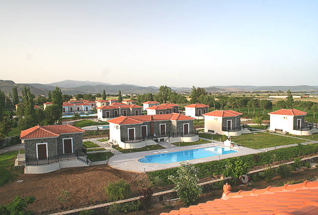 Kaloni Village Holiday Houses