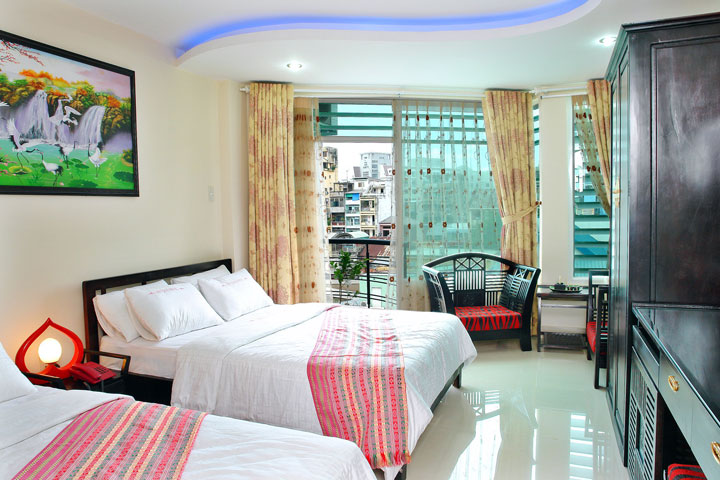 Sai Gon Pink 3 Hotel