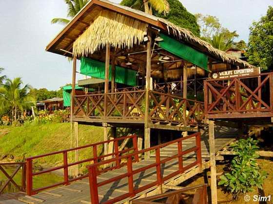 Libaran Island Lodge