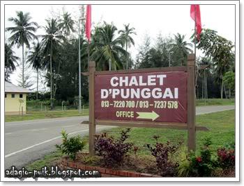 Chalet D'Punggai