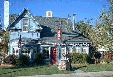 Chalfant House
