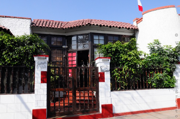The Point Backpackers Hostel Lima
