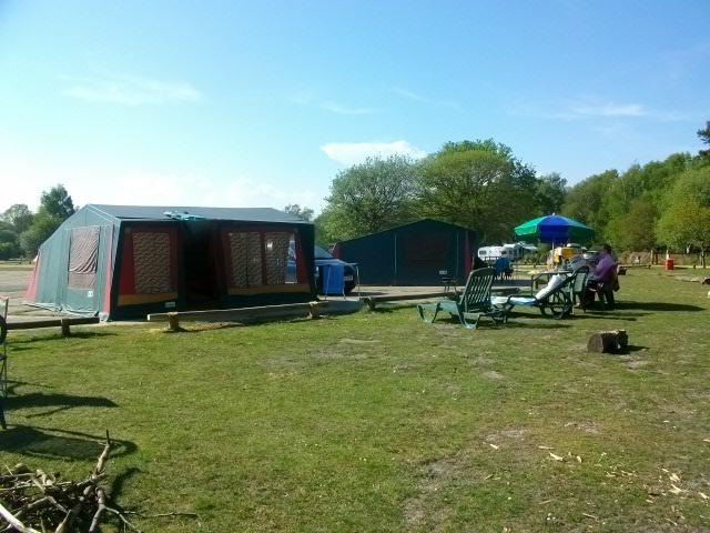 Holmsley Campsite