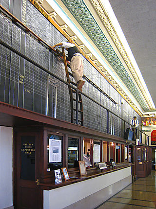 ‪The Cotton Museum at the Memphis Cotton Exchange‬
