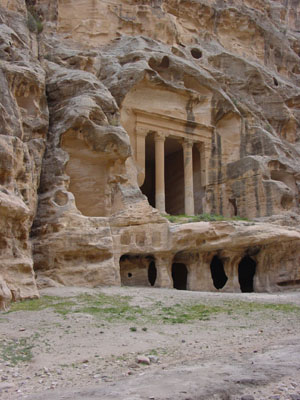 Al-Beidha - Pequena Petra