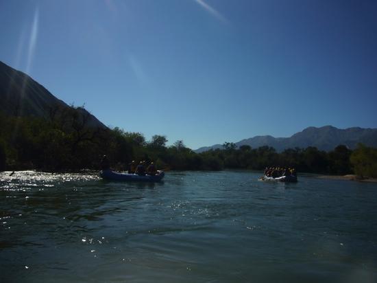 Salta Rafting