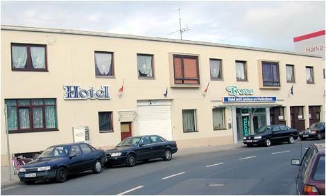 Hotel Tyros - am Weidendamm