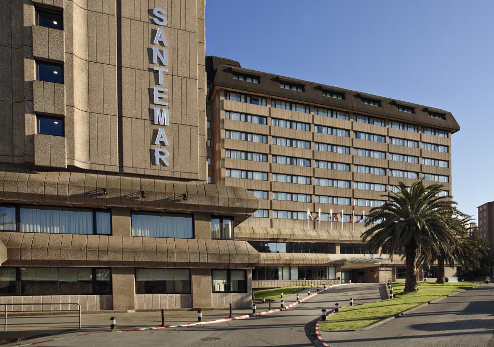 ホテル サンテマール