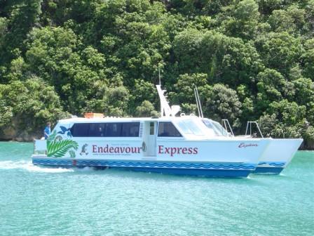 Endeavour Express Ltd
