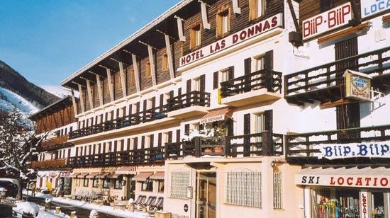 Hotel Las Donnas