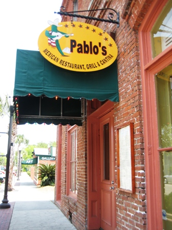 Pablo's Mexican Grill & Cantina