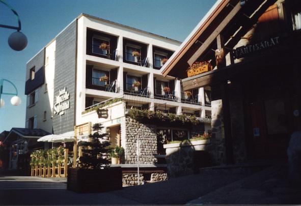 Hotel Muzelle Sylvana