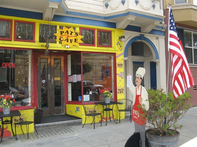 Pat S Cafe