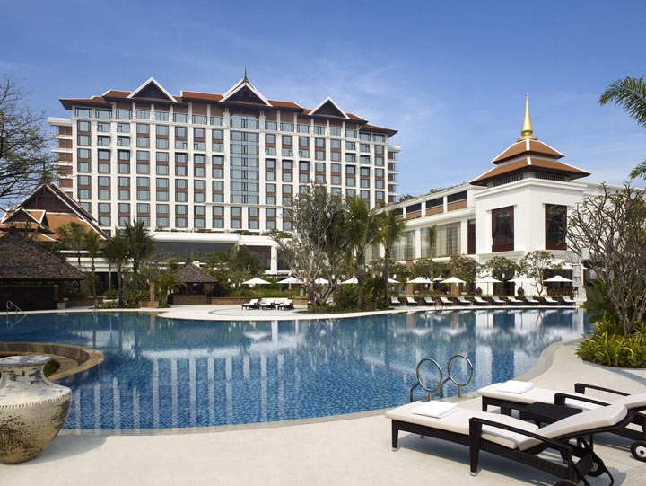 Shangri La Hotel Chiang Mai Updated 2018 Prices Amp Reviews Thailand Tripadvisor