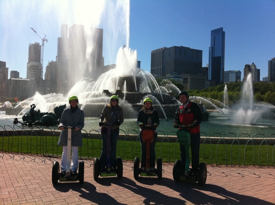 ‪Chicago Segway Tour‬