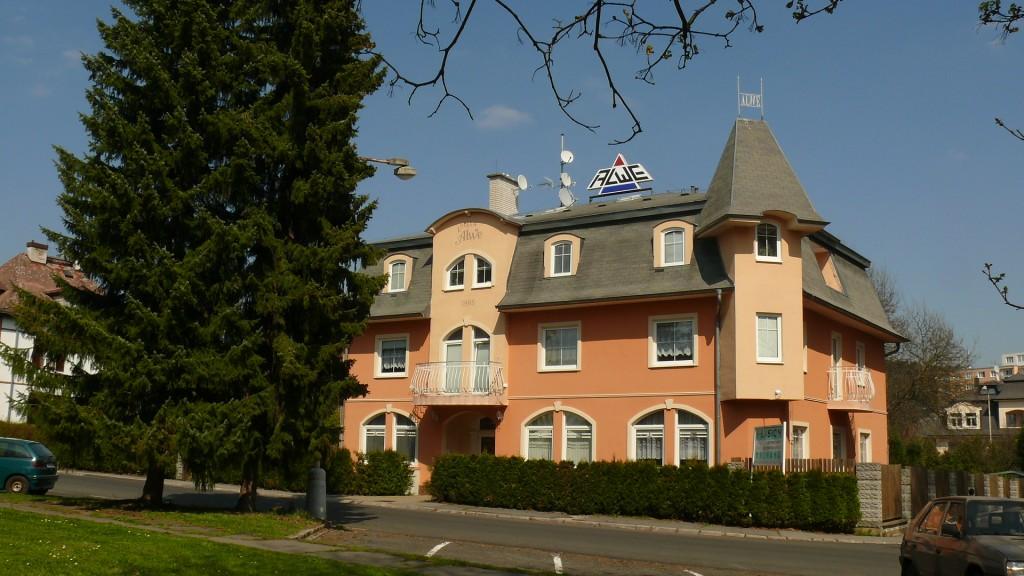 Pension Villa Alwe