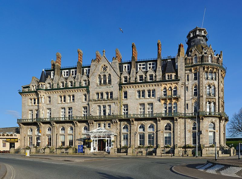 ‪BEST WESTERN Duke of Cornwall Hotel‬