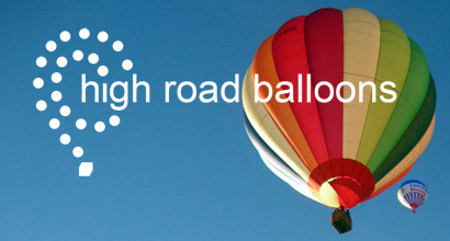 Balloon Flights with High Road Balloons