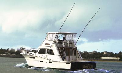 Charterboat Grand Slam