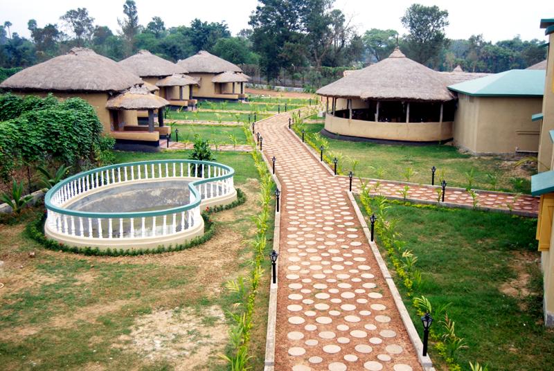 Kopai Resort Bolpur Shantineketan