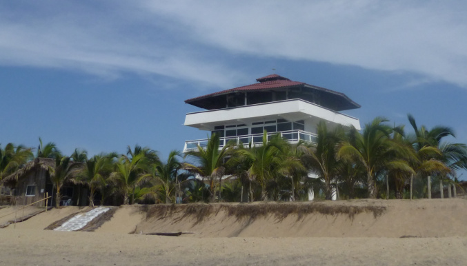 Hotel El Buzo