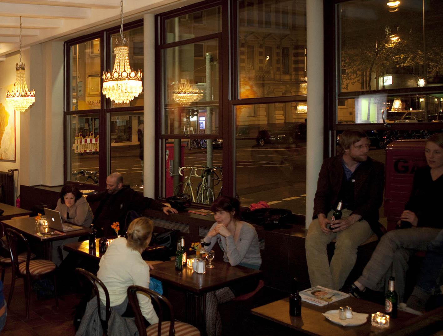 Weltempfanger Backpacker Hostel & Cafe