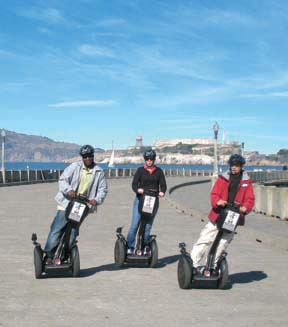 Electric Tour Company Segway Tours