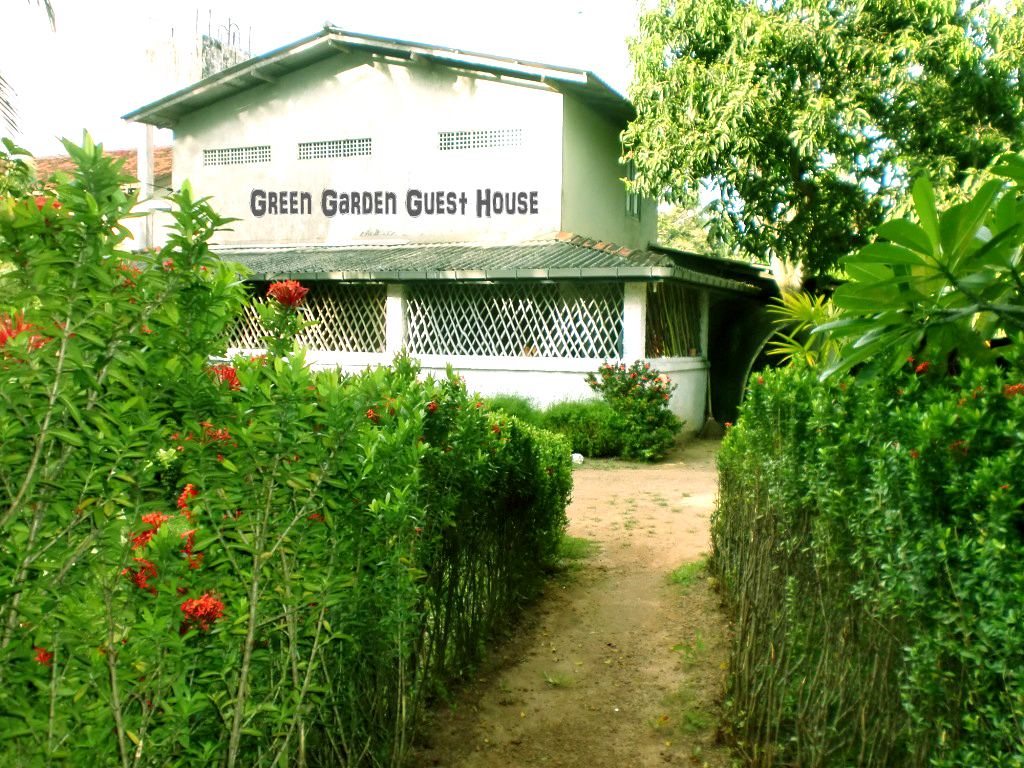 Green Garden Guest House, Sri Lanka