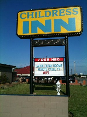Childress Inn