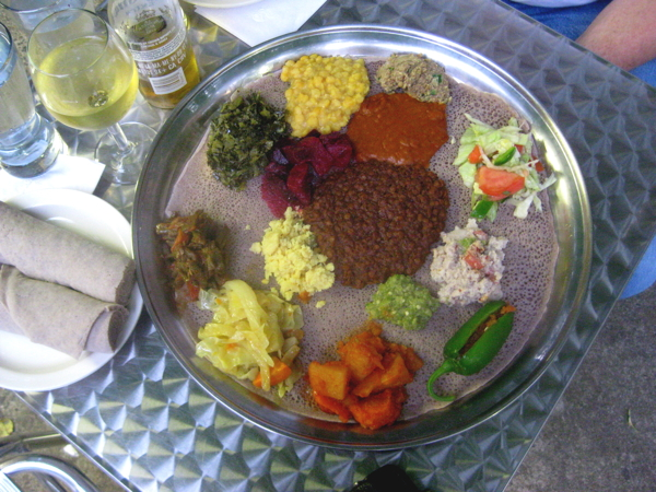 Bete ethiopian cuisine cafe silver spring restaurant for Abol ethiopian cuisine silver spring md